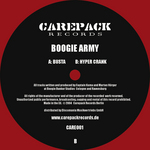 BOOGIE ARMY - Busta (Back Cover)