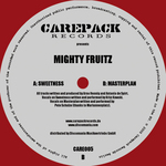 MIGHTY FRUITZ - Sweetness (Back Cover)