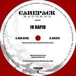 10 RAPID - New Kicks (Back Cover)