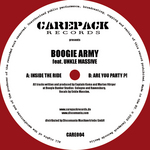 BOOGIE ARMY feat UNKLE MASSIVE - Inside The Ride (Back Cover)