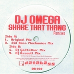 DJ OMEGA - Shake That Thang (Front Cover)