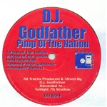 DJ GODFATHER - Pimp Of The Nation (Front Cover)