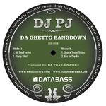 DJ PJ - Da Ghetto Bangdown (Front Cover)