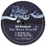 DJ RASHAD & DJ TY - The White Tees EP (Front Cover)