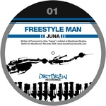 FREESTYLE MAN - Juna (Front Cover)