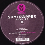 SKYTRAPPER - Pigs EP (Front Cover)