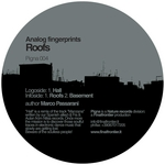 ANALOG FINGERPRINTS - Roofs (Front Cover)