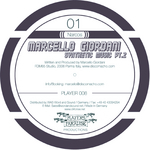 GIORDANI, Marcello - Synthetic Music Part 2 (Front Cover)