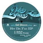 DJ DEEON - Hit Da Flo EP (Front Cover)