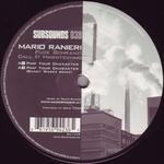 RANIERI, Mario - Fuck Schranz! Call It Hardtechno (Front Cover)
