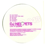 DJ NEHPETS - Lay It Down (Front Cover)