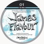 FLAVOUR, James - Da Ride (Front Cover)