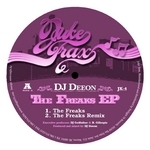 DJ DEEON - The Freaks (Front Cover)