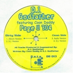 DJ GODFATHER - Page U 304 (Front Cover)