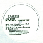 MAS 2008 - Forward Contraire (Front Cover)