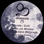BISSMIRE, Jamie - Ground/Craft (Front Cover)