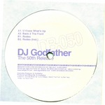 DJ GODFATHER - The 50th Release (Front Cover)