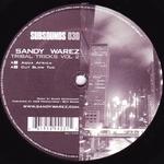 WAREZ, Sandy - Tribal Tricks Vol 2 (Front Cover)