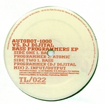 AUTOBOT 1000 vs DJ DIJITAL - Bass Programmers EP (Front Cover)