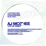 AJ MCGHEE - 5th Of Remy (Front Cover)
