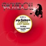 DAHLBACK, John - Flatfoot Can't Dance (Front Cover)
