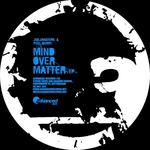 MASTERS, Jim & PHIL BARRY - Mind Over Matter EP (Front Cover)