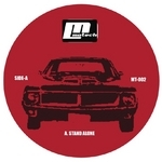 DJ 3000 - Red Line EP (Front Cover)