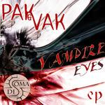 PAK & VAK - Vampire Eyes EP (Front Cover)