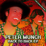 MUNCH, Peter - Back To Back EP (Front Cover)