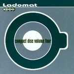 VARIOUS - Compact Disco Volume Four - Ladomat 2000 (Front Cover)