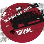 DJ 3000 - Drume EP (Front Cover)