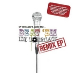 DJ FORMAT - If You Can't Join 'Em...Beat 'Em (remix EP) (Front Cover)