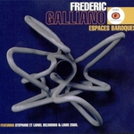 GALLIANO, Frederic - Espaces Baroques (Front Cover)
