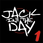 PEACE, Alex & DJ BAM BAM - Jack In The Day Volume 1 (Front Cover)