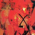 NEON JUDGEMENT, The - Horny As Hell (Front Cover)