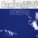 COMBUSTIBLE EDISON - Blue Light (Front Cover)