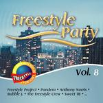 VARIOUS - Freestyle Party Vol 8 (Front Cover)