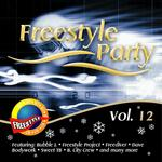 VARIOUS - Freestyle Party Vo 12 (Front Cover)