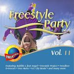 VARIOUS - Freestyle Party Vol 11 (Front Cover)