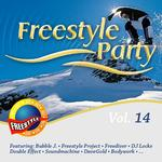 VARIOUS - Freestyle Party Vol 14 (Front Cover)