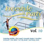 VARIOUS - Freestyle Party Vol 10 (Front Cover)