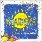 PANDERA - A Piece Of Paradise (Front Cover)