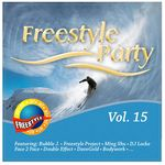 VARIOUS - Freestyle Party Vol 15 (Front Cover)