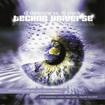 VARIOUS - DJ Darkzone vs DJ Crack - Techno Universe (Front Cover)