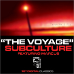 SUBCULTURE feat MARCUS - The Voyage (Front Cover)