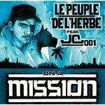 LE PEUPLE DE L'HERBE - Mission/Adventure (Front Cover)