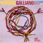 GALLIANO, Frederic - Live Infinis (Front Cover)