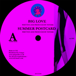 VOTEKK/llija Rudman - Fire Balls EP (Back Cover)