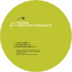 TROYDON - Three Steps Forward EP (Back Cover)