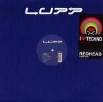 REDHEAD - I Love Techno (Front Cover)